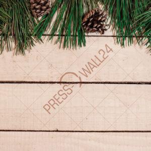 Фотофон Новогодний. Ветки сосны. 3х2 метра